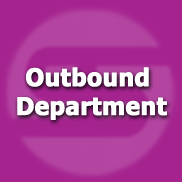 Outbound department