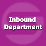 Inbound department